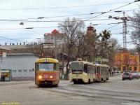 Харьков. 71-619КТ (КТМ-19КТ) №3103, 71-619КТ (КТМ-19КТ) №3102, Tatra T3 (двухдверная) №337