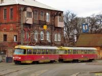 Харьков. Tatra T3SU №3025, Tatra T3SU №3026