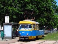 Харьков. Tatra T3 (двухдверная) №МГП-3