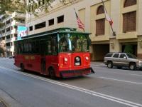 Даллас. (автобус - модель неизвестна) CTG 7148