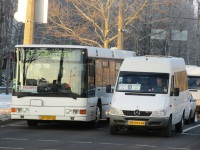 Николаев. MAN A20 NÜ263 BE7583AA, Mercedes-Benz Sprinter BE8185AA