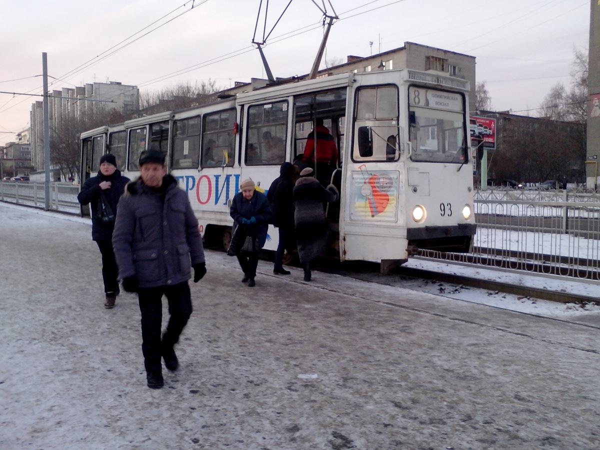 Череповец. 71-605 (КТМ-5) №93
