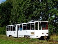 Таллин. Tatra KT4D №173