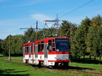 Таллин. Tatra KT4D №175