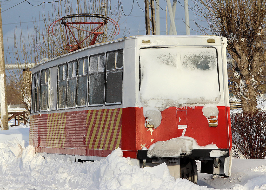 Комсомольск-на-Амуре. ВТК-24 №7