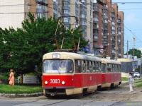 Харьков. Tatra T3 №3003, Tatra T3 №3004