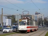 Санкт-Петербург. ЛВС-86К №3022