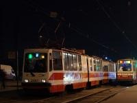 Санкт-Петербург. ЛВС-86К-М №3067, ЛВС-86К-М №3063