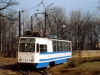 Санкт-Петербург. ЛМ-68М №7627