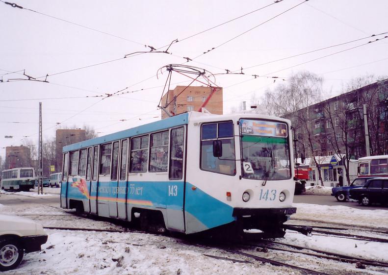 Коломна. 71-608КМ (КТМ-8М) №143