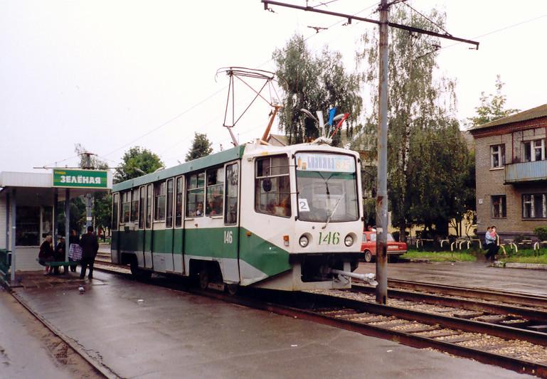 Коломна. 71-608КМ (КТМ-8М) №146