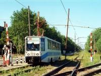 Челябинск. 71-608К (КТМ-8) №2050