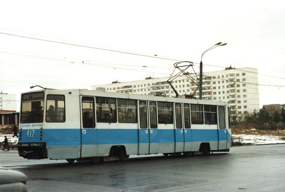 Челябинск. 71-608К (КТМ-8) №417