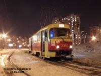 Москва. Tatra T3 (МТТЧ) №3396