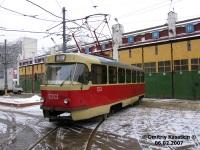 Москва. Tatra T3 (МТТД) №1313