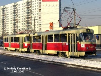 Москва. Tatra T3 (МТТЧ) №3410, Tatra T3 (МТТЧ) №3402