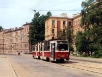 Санкт-Петербург. ЛВС-86Т №3261