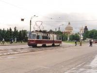 Санкт-Петербург. ЛВС-86Т №3262