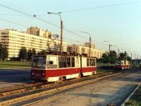Санкт-Петербург. ЛВС-86Т №3263