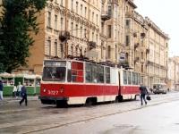 Санкт-Петербург. ЛВС-86К №3027