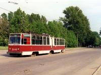 Санкт-Петербург. ЛВС-86К №3048