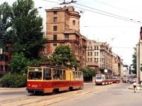Санкт-Петербург. ЛВС-86К №2058