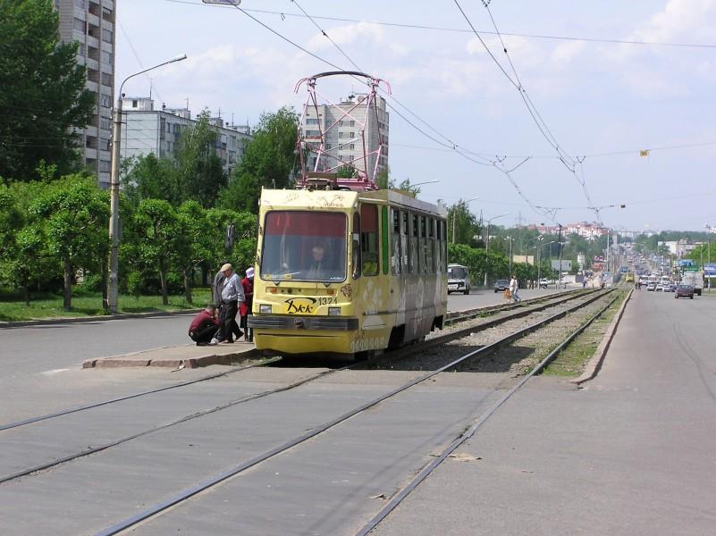 Казань. 71-134К (ЛМ-99К) №1321