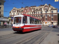 Санкт-Петербург. 71-134А (ЛМ-99АВ) №0502