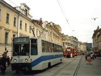 Нижний Новгород. 71-608К (КТМ-8) №1207, ТК-28А №РТ-1