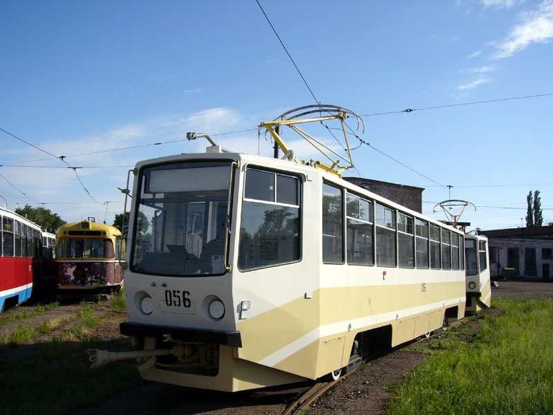 Салават. 71-608КМ (КТМ-8М) №056, РВЗ-6М2 №25