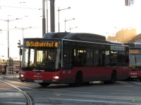 Вена. MAN A21 Lion's City NL273 W 2152 LO