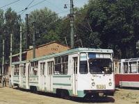 Санкт-Петербург. 71-147К (ЛВС-97К) №2101, ЛМ-68М №2604