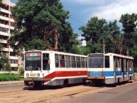 Тверь. 71-608К (КТМ-8) №260, 71-608К (КТМ-8) №271