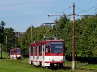 Таллин. Tatra KT4D №170
