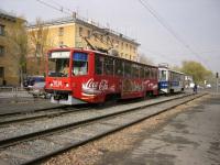 Челябинск. 71-608КМ (КТМ-8М) №2074, 71-608КМ (КТМ-8М) №2075