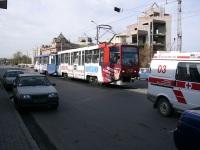 Челябинск. 71-608КМ (КТМ-8М) №2141, 71-608КМ (КТМ-8М) №2143