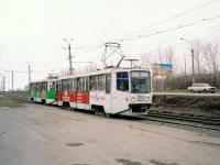 Челябинск. 71-608КМ (КТМ-8М) №2052, 71-608КМ (КТМ-8М) №2053