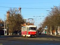 Харьков. Tatra T3 (двухдверная) №3071
