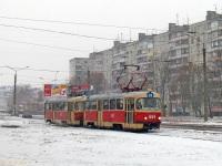 Харьков. Tatra T3SU №665, Tatra T3 №666