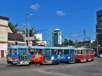 Киев. Tatra T3SU №6015, Tatra T3SU №5570