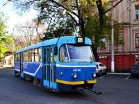 Одесса. Tatra T3SU мод. Одесса №4014