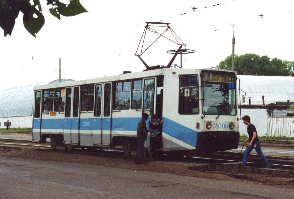 Уфа. 71-608К (КТМ-8) №2008