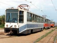 Уфа. 71-608К (КТМ-8) №2009, 71-605А (КТМ-5А) №2051, 71-605А (КТМ-5А) №2058