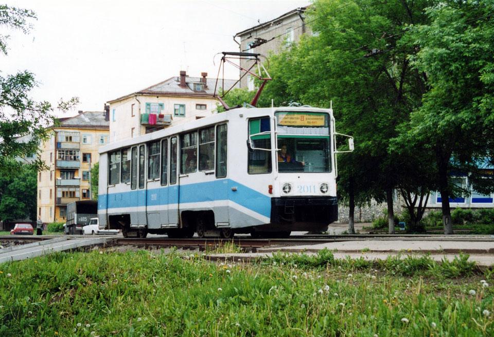 Уфа. 71-608К (КТМ-8) №2011