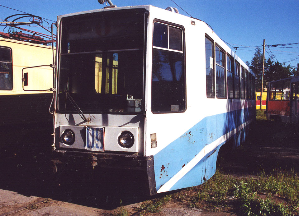 Хабаровск. 71-608К (КТМ-8) №109