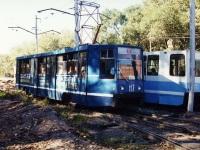 Хабаровск. 71-608К (КТМ-8) №117, 71-608К (КТМ-8) №110