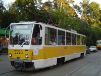 Tatra T7B5 №3325