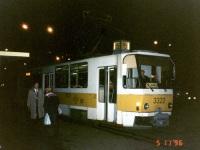 Москва. Tatra T7B5 №3322
