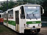 Москва. Tatra T7B5 №7004, Ф №3075