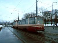 Санкт-Петербург. ЛВС-86К №8190